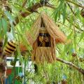 Мастер-класс «Пчелки» (для украшения участка летом)