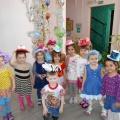 «Шляпное шоу» или совместное творчество детей и родителей