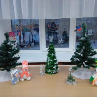 Фотоотчет «Подготовка к Новому году: оформление группы и костюмов к празднику»