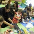 Фотоотчёт о мастер-классе «Куклы-обереги своими руками» для детей и родителей (средняя группа)