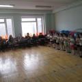 «Школа мяча» для родителей детей средней группы (фотоотчёт)