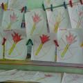 Конспект занятия во второй младшей группе по художественному творчеству (рисование) «Спички детям не игрушка»