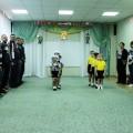 Спортивный праздник, посвящённый Дню защитников Отечества «Военные учения»