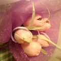 Мастер-класс «Весенний букет из конфет»