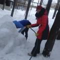 Зимние забавы, дети очень рады (фотоотчёт)