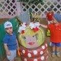 Фотоотчет по летне-оздоровительной работе в детском саду «Как мы провели лето» в младшей группе