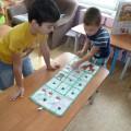 Дидактическая игра «Крестики-нолики» (старший дошкольный возраст)