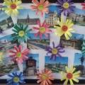 Стенгазета и папка-передвижка «С Днём рождения, любимый город!»