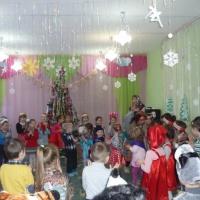 Фотоотчет о развлечении «Пришла Коляда накануне Рождества»