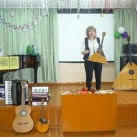 Фотоотчет «Экскурсия в Детскую школу искусств»