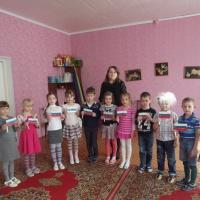 Конспект открытого занятия по патриотическому воспитанию в подготовительной группе «Россия— Родина моя»