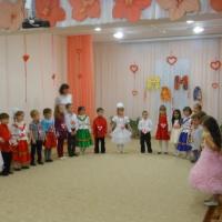 Сценарий совместного праздника для родителей с детьми старшего дошкольного возраста «День Матери»