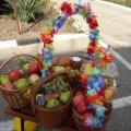 Фотоотчёт «Яблочный спас»
