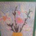 Мастер-класс «Лилии в вазе»