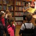 Увлекательная экскурсия в библиотеку— фотоотчет