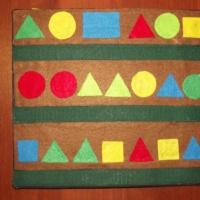 Дидактическая игра «Собери последовательность»