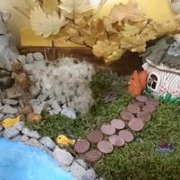 Фотоотчет «Осенние поделки»