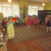 Сценарий праздника «Осень в гости к нам пришла»