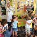 Игровое занятие для детей младшего дошкольного возраста «Ветеринар в гостях у малышей»