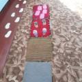 Массажные коврики для профилактики плоскостопия