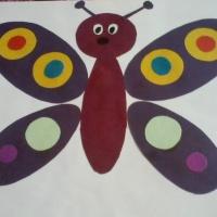 Занятие по аппликации «Картинки из геометрических фигур»