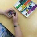 Конспект интегрированного занятия по художественному творчеству пластилинография с элементами аппликации «Пасхальное яйцо»
