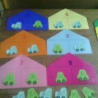 Занятие «Центр математики» для дошкольников