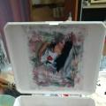 Мастер-класс по декорированию коробочки для мелочей