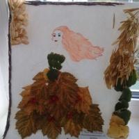 Поделки родителей и детей на конкурс «Волшебный сундучок осени»