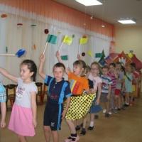 Фотоотчёт о праздничном музыкальном занятии «Родной свой край люби и знай»