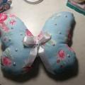 Мастер-класс по пошиву подушки-бабочки