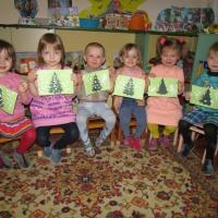 Конспект НОД во второй младшей группе по нетрадиционному рисованию— пальчиковая живопись