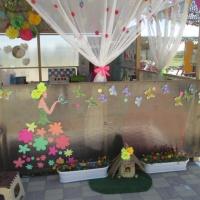 Развивающая среда участка детского сада в летний период