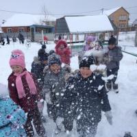 Конспект занятия «Зимние забавы!» для детей подготовительной группы