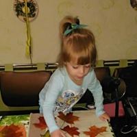 Мастер-класс по аппликации из осенних листьев «Дерево» для детей младшего дошкольного возраста