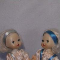 Использование кукол при разучивании народных игр и песенок
