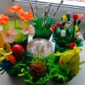 Наши поделки к празднику Пасхи