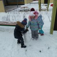 Комплексное занятие «День Снеговика»