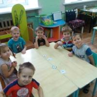 Конспект занятия «Количество, счет до 4» в рамках лексической темы «Детский сад, игрушки» в средней группе.