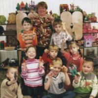 Конспект занятия по кукловедению в старшей группе «У нас в гостях Фея Кукольного Театра»