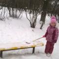 Фоторепортаж. Прогулка «В гости к зиме»