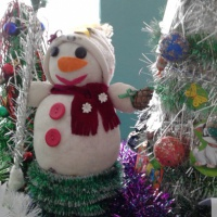 Фотоотчет о новогодней ярмарке