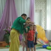 Мероприятие к 1 июня «День защиты детей»