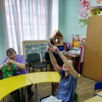 Конспект группового занятия с детьми с ОВЗ «Весна». Детско-родительская группа