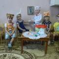 Неделя, посвящённая творчеству Корнея Ивановича Чуковского, во второй младшей группе