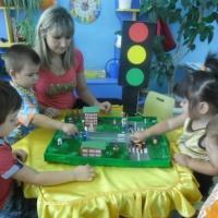 Картотека дидактических игр по ПДД для детей старшего дошкольного возраста