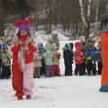 Празднование Масленицы-2017 в детском саду
