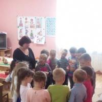 Конспект занятия «Лепка дымковской барыни» в подготовительной группе