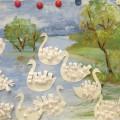 «Лебединое озеро». Детские работы