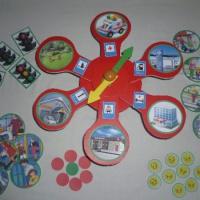 Дидактическая игра по ПДД «Азбука дорожных знаков»